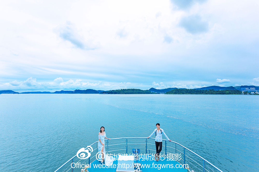 梦幻 游艇 | 防城港海景婚纱 防城港维纳斯国际婚纱
